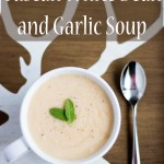 Tuscan White Bean and Garlic Soup