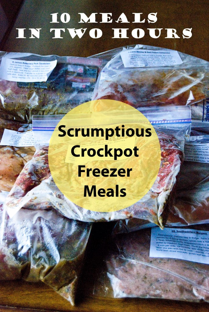 Scrumptious Crockpot Meals on Whisk Together