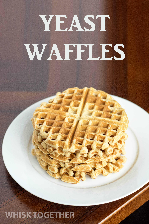 how to make waffle batter crispy