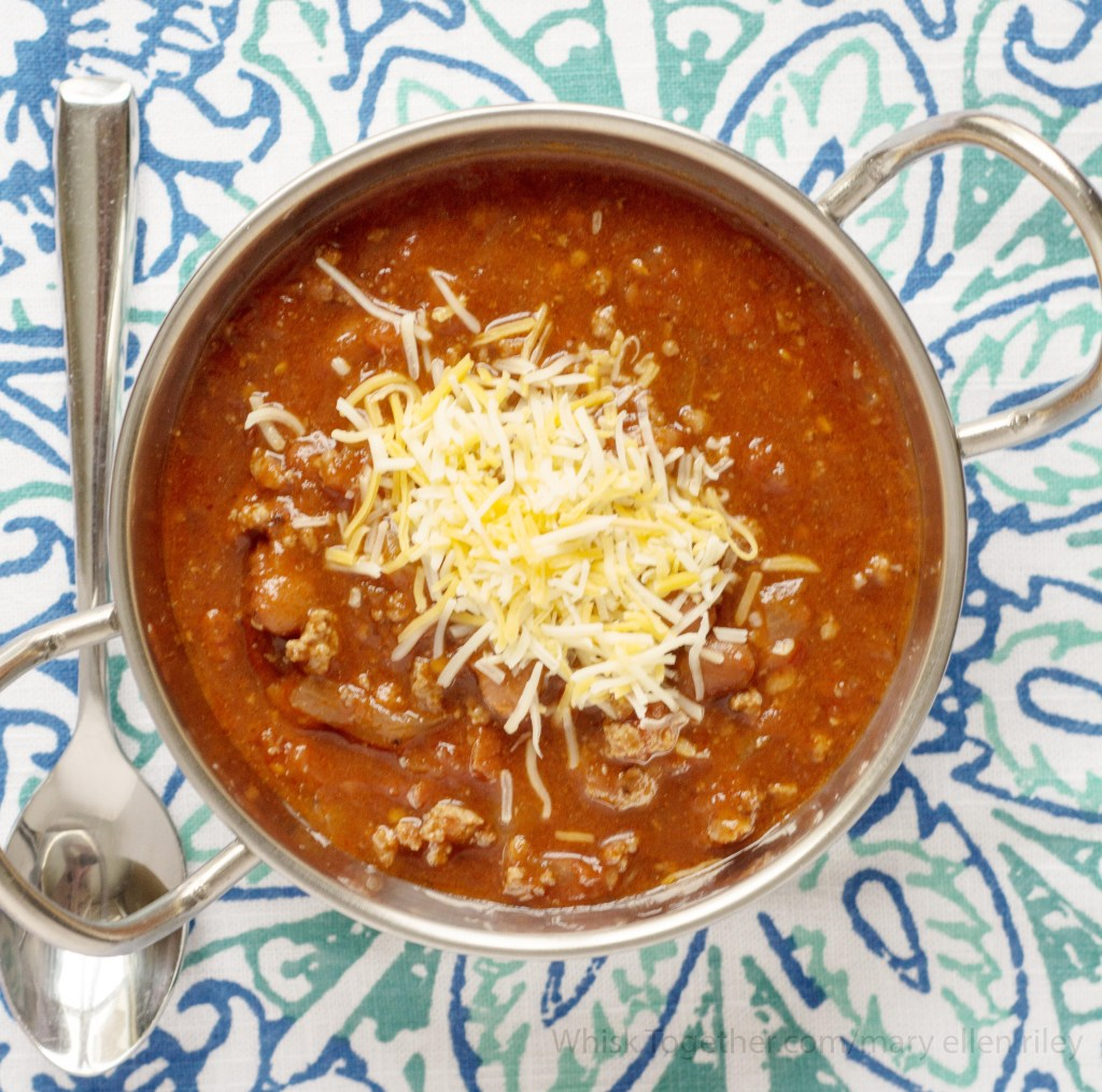 Maddox's Chili-1690 - on Whisk Together