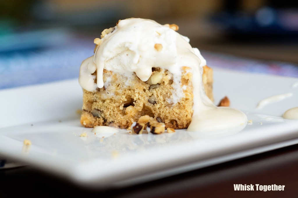 Maple Walnut Blondie-1668 on Whisk Together