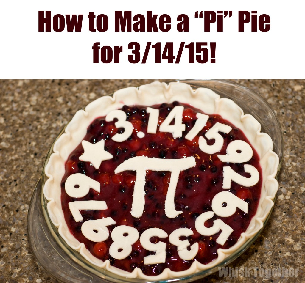 Pi Pie Tutorial