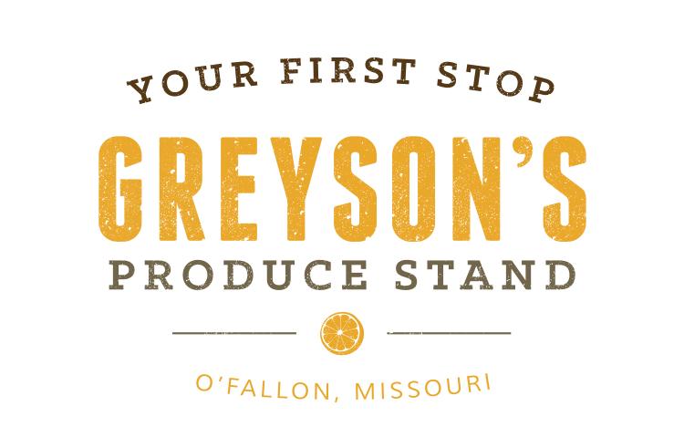 Greyson's+Produce+logo+by+Danielle+Ambry