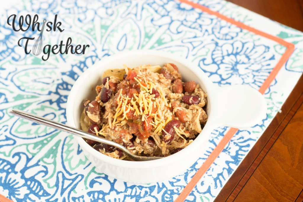 Slow Cooker Chicken Nacho Chili-2173 on Whisk Together
