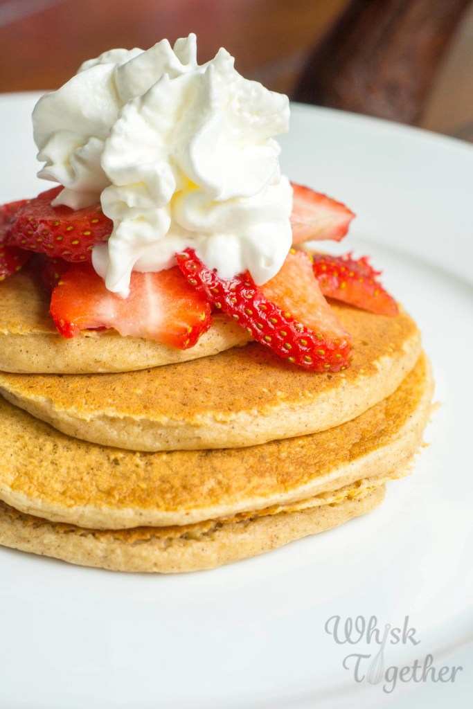 Oatmeal Pancakes on Whisk Together-2854