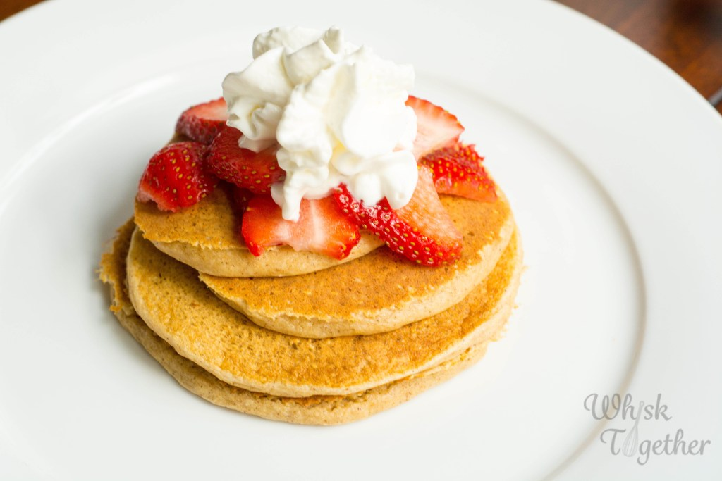 Oatmeal Pancakes on Whisk Together-2855