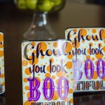 Ghoul You are Boo-tiful Candy Craft