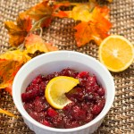Cranberry Sauce and Christmas Menu