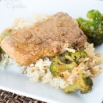 Asian-Style Pork Chops and Broccoli | Instant Pot
