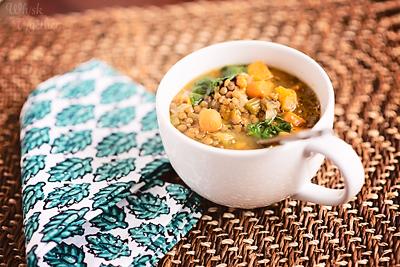 Detox Lentil Soup 3