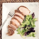 Chili Brown Sugar Pork Tenderloin | Instant Pot