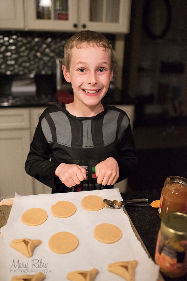 Hamantashan Cookies on Whisk Together Photo by Mary Riley Photography Wentzville Missouri