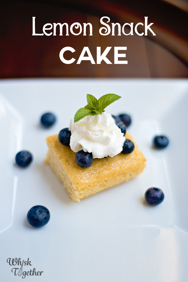 Lemon Snack Cake 05 Mary Riley Photography Wentzville Missouri
