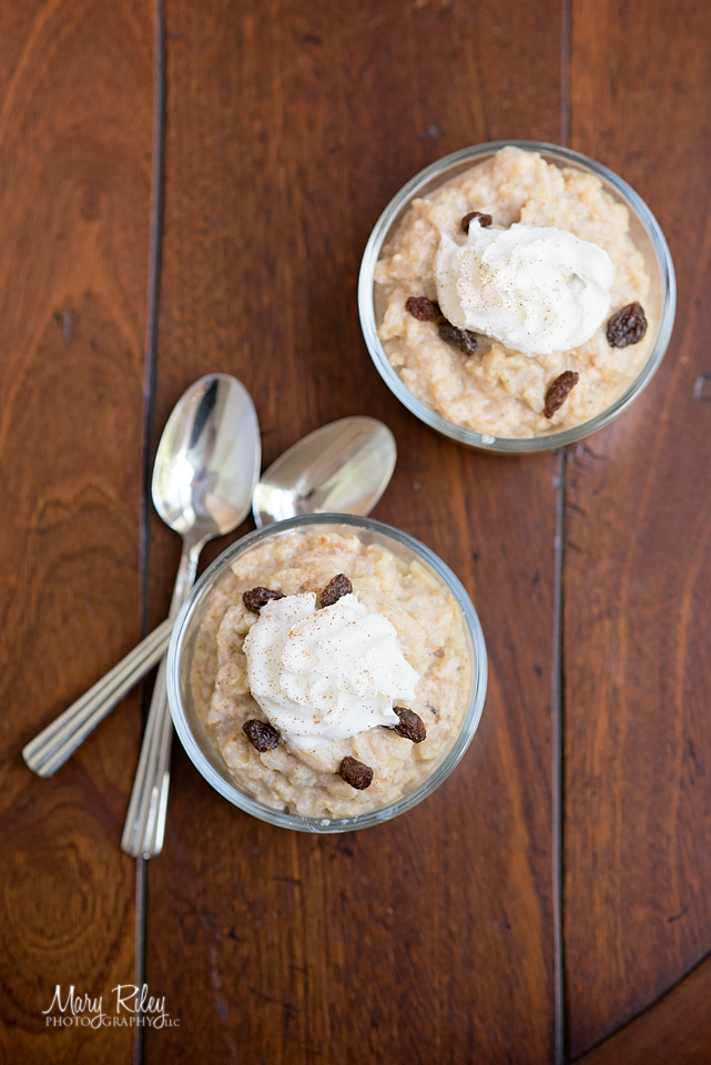 Rice Pudding 3 on Whisk Together Photo by Mary Riley Photography Wentzville Missouri