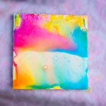 Watercolor Coasters