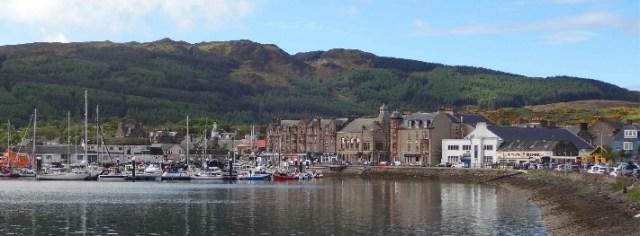 Hafen von Campbeltown Schottland