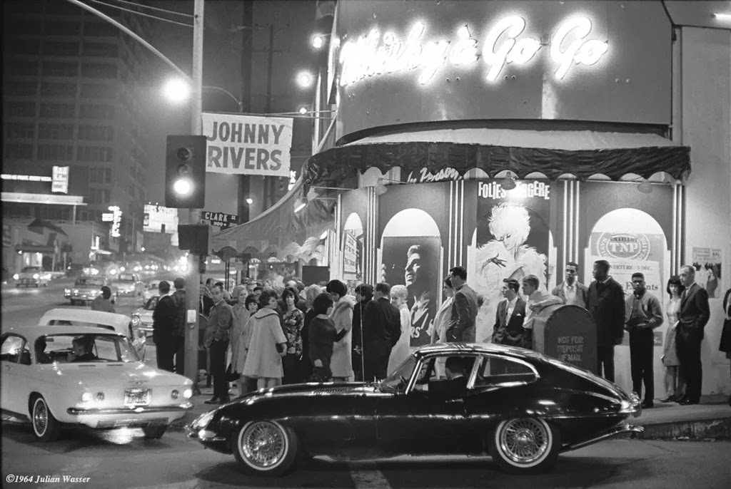 Image result for image, photo, picture, whiskey a go-go, nightclub, 1964