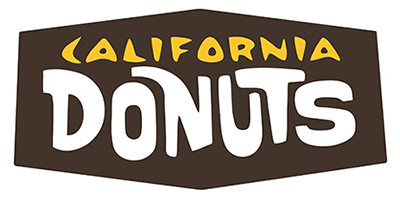 California Donuts Logo - Whisky And Donuts - WhiskyAndDonuts.com