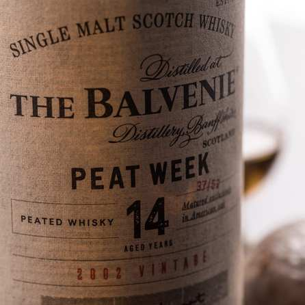 Balvenie Peat Week 14 | Egg Nog - Whisky And Donuts - WhiskyAndDonuts.com