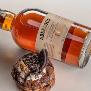 Aberlour 16 | Cookie Monster Dossant - Whisky And Donuts - WhiskyAndDonuts.com