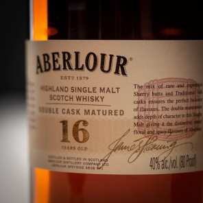 Aberlour 16   Cookie Monster Dossant - Whisky And Donuts - WhiskyAndDonuts.com