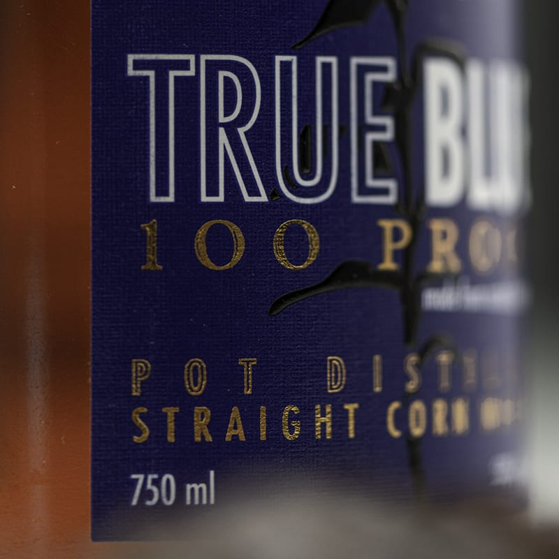 Balcones True Blue 100 Proof | Cacao Nibs - Whisky And Donuts - WhiskyAndDonuts.com