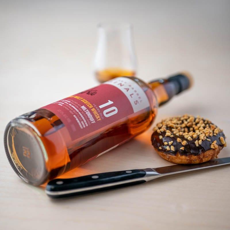 TWB Original Miltonduff | Chocolate Caramel Crunch - Whisky & Donuts