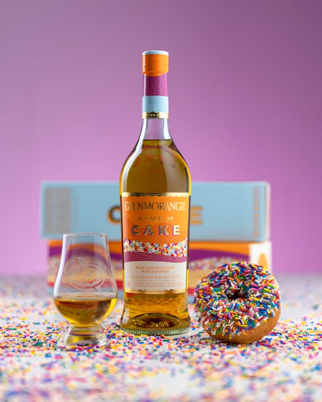 Glenmorangie A Tale Of Cake - Whisky And Donuts - WhiskyAndDonuts.com