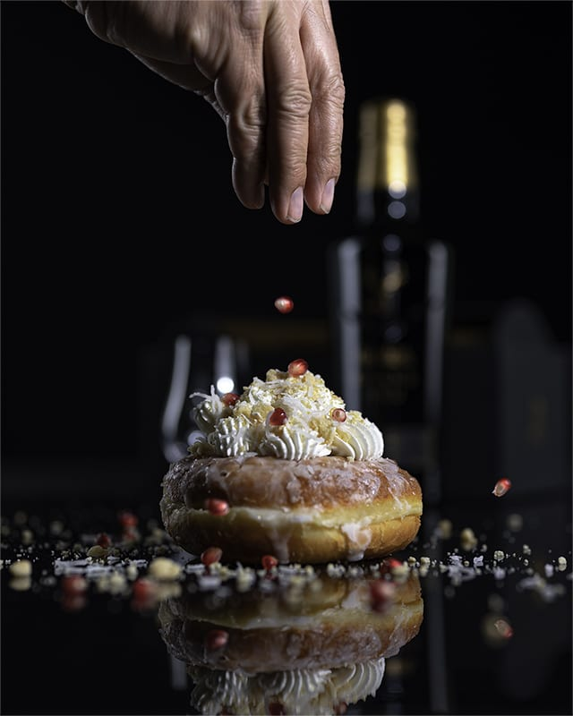 Glenfiddich Grand Cru 23 | Coconut Cream - Whisky And Donut - WhiskyAndDonuts.com