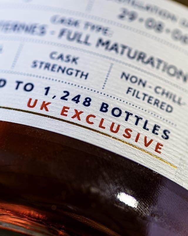 Glen Moray Warehouse 1 Series Sauternes Cask | Vanilla Bean - Whisky And Donuts - WhiskyAndDonuts.com