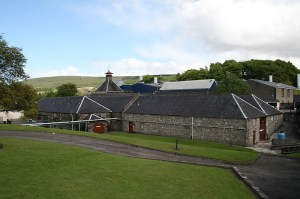 Glenfiddich's warehouses