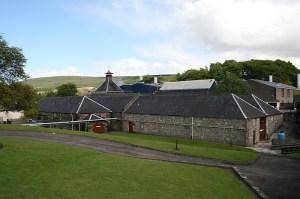 Glenfiddich's warehouses