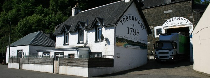 Something to Mull over – Tobermory & Ledaig