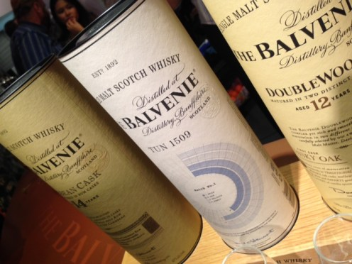 The Balvenie Craft Bar & the launch of The Balvenie Tun 1509 in Australia