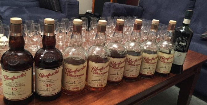 The Ultimate Glenfarclas Tasting