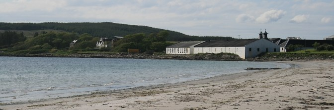 Port Ellen warehouse
