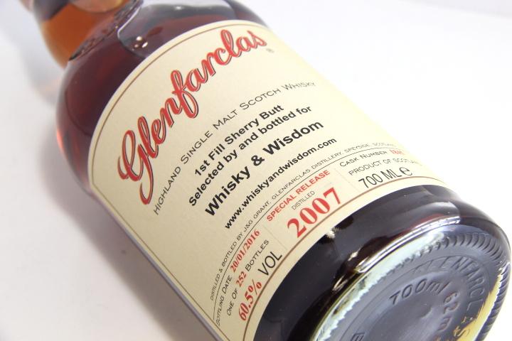 A Glenfarclas whisky not to miss?