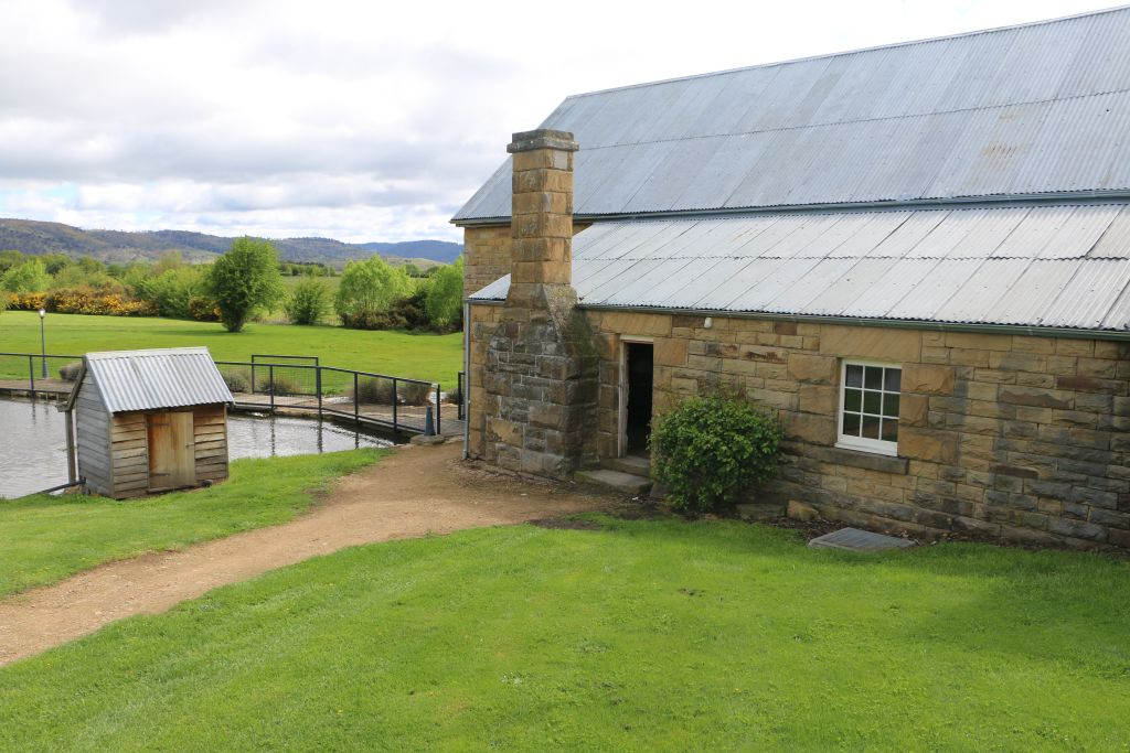 Visiting the distilleries of Tasmania