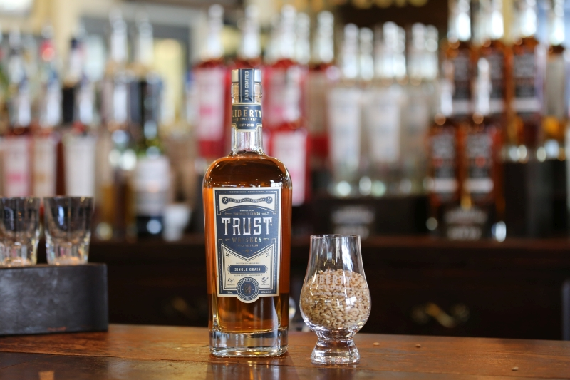 The Liberty Distillery – the craftiest craft distillery.
