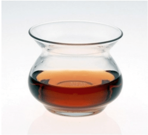 an image of the NEAT whisky glass