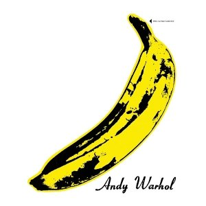 andy warhol's banana album cover for the velvet underground