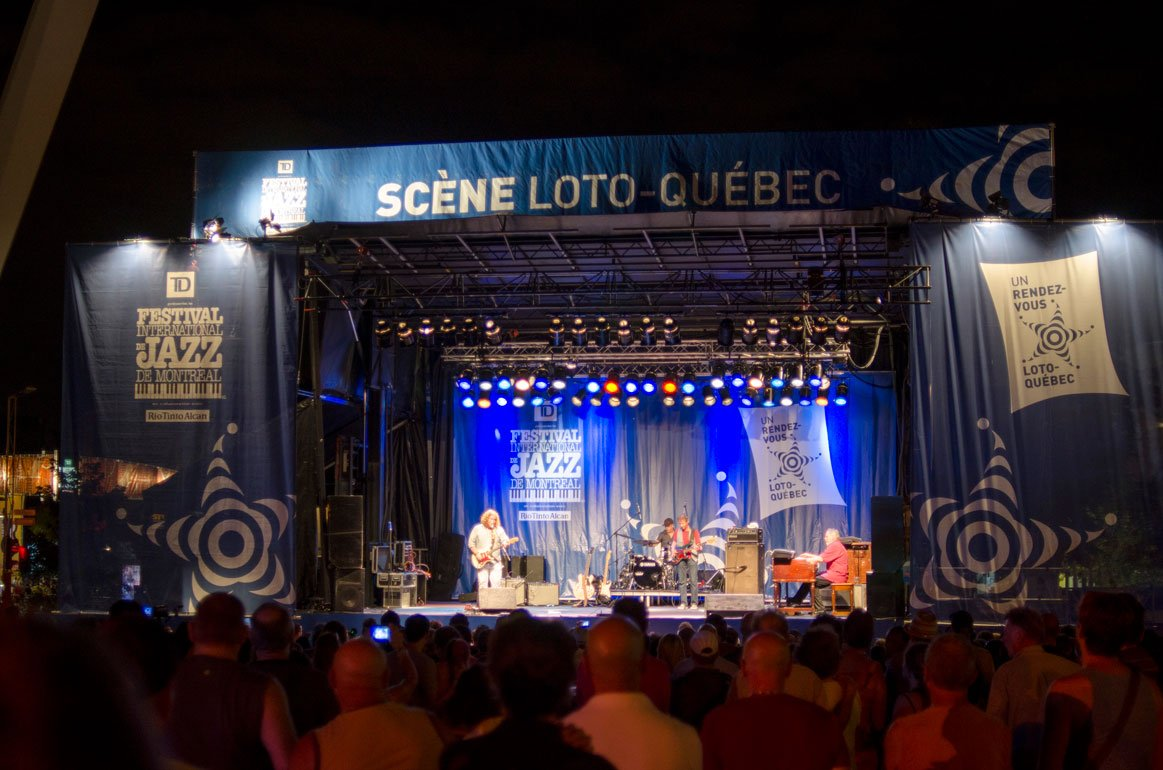 Montreal jazz festivals Summer in Montreal