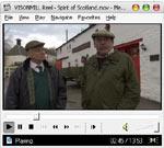 Screenshot mit Iain Henderson und Charles MacLean in Edradour