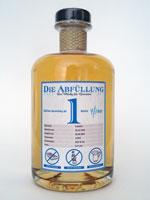 Die Abfüllung, Edition derwhisky.de 1, Bottle 4/100