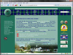 Screenshot Whiskyfanpage 2007
