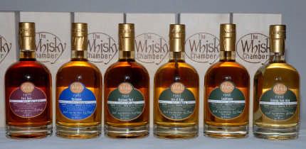 Die Abfüllungen von The Whisky Chamber