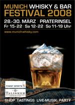 Festival-Plakat (c) munichwhisky.com
