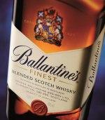 Ballantines Etikett