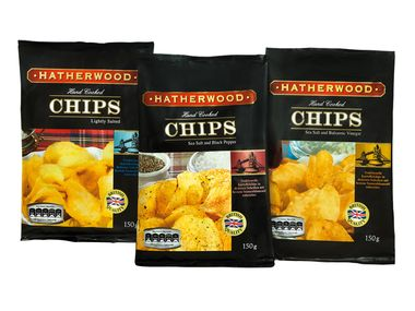 Hatherwood Hand Cooked Chips