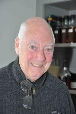 Frank McHardy steht für die Wiedergeburt des Campbeltown Whiskys. Als erster Schotte arbeitete er als Manager in irischen und schottischen Brennereien. Heute leitet die er die Springbank Whisky School. (c) Ernst J. Scheiner 2015